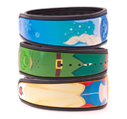 Characters Magic Bands
