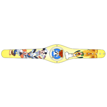 Chef Mickey Custom MagicBand 2 Skin design