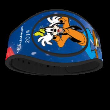 Custom Goofy MagicBand 2 Skin