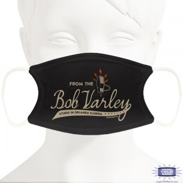 From The Bob Varley Studio Face Mask - Personalizable