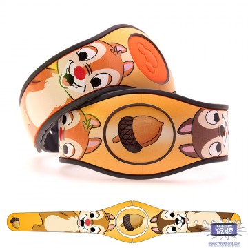 Chip and Dale Magic Band