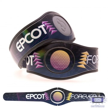Epcot Forever MagicBand 2 Skin