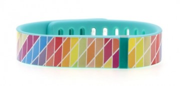 Block-Out Fitbit Flex Skin