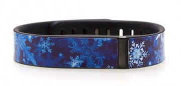 Winter Wonderland Fitbit Flex Skin