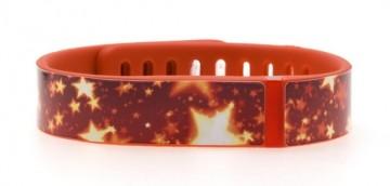 Golden Stars Fitbit Flex Skin
