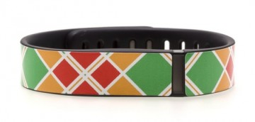 Plaid Fitbit Flex Skin
