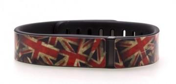 Union Jack Flag Fitbit Flex Skin