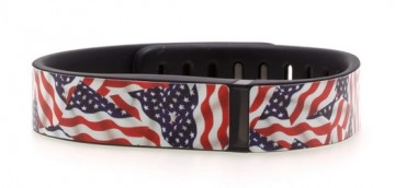 Stars & Stripes Fitbit Flex Skin