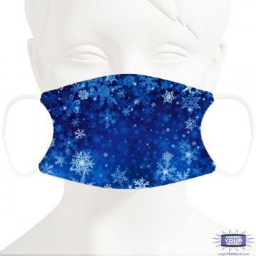 Tangled Sun Face Mask - Personalizable