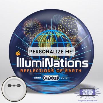 Illuminations Button