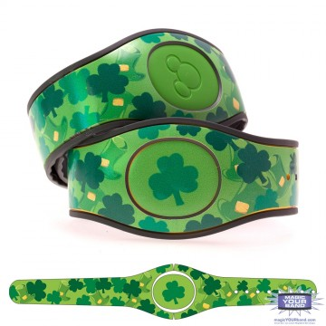 St Patrick's Day MagicBand 2 Skin