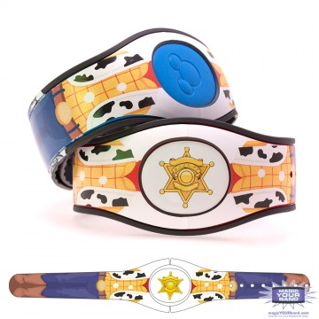 Toy Cowboy (Costume) MagicBand 2 Skin