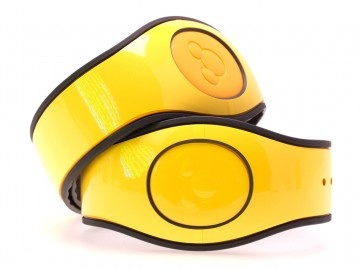 Lemon Gloss MagicBand 2 Skin