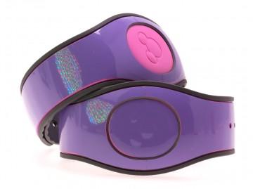 Lavender Gloss MagicBand 2 Skin