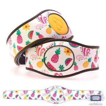 Tropical Fruit MagicBand 2 Skin