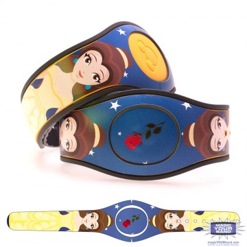 Fairytale Princess in Yellow (Character) MagicBand 2 Skin