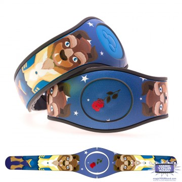 Beastly (Charater) MagicBand 2