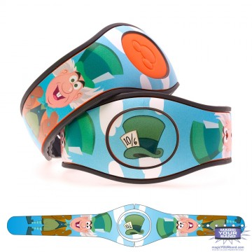 Mad Hatter Magic Band
