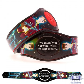 Twilight Zone Bellhop MagicBand 2 Skin