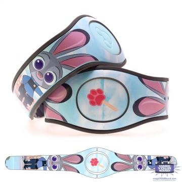 Judy Hopps MagicBand 2 Skin