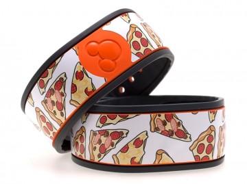 Slice of Pizza MagicBand Skin
