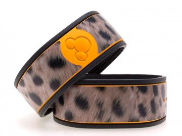 Cheetah MagicBand Skin