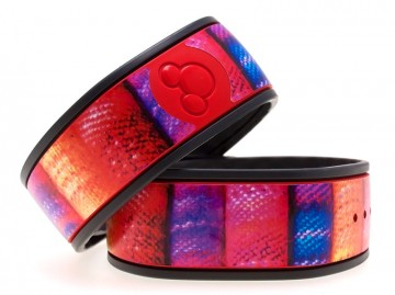 Colored Linen MagicBand Skin