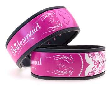 Bridesmaid MagicBand Skin