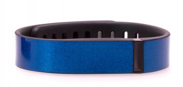 Blue Diamond Glitter Fitbit Flex Skin