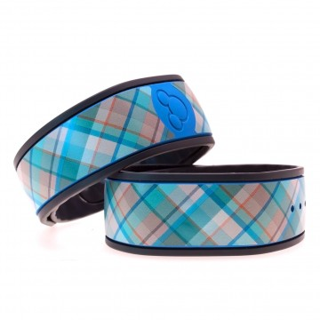 """Juniper"" Plaid MagicBand Skin"