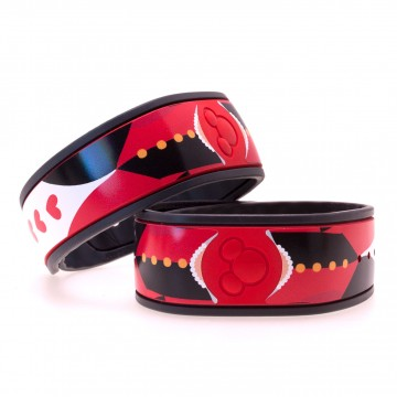 Queen of Hearts MagicBand Skin