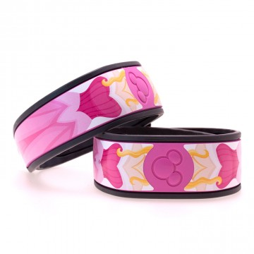 Fairytale Princess in Pink MagicBand Skin