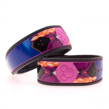 Ice Princess MagicBand Skin