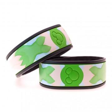 Green Fairy MagicBand Skin