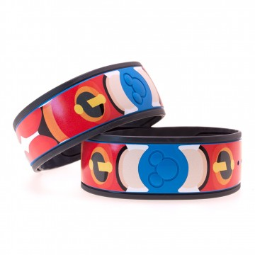 Mr Superhero MagicBand Skin