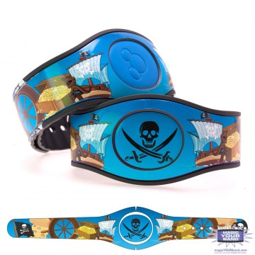 Pirate MagicBand 2 Skin