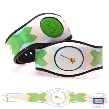 Green Fairy (Costume) MagicBand 2 Skin
