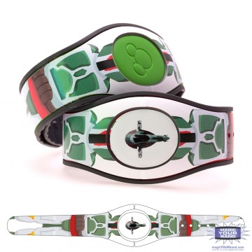 Bounty Hunter (Costume) MagicBand 2 Skin