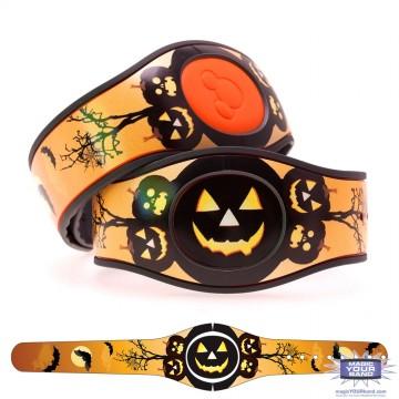 Halloween MagicBand 2 Skin