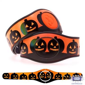 Pumpkins MagicBand 2 Skin