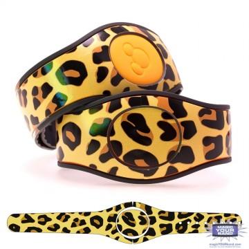 Leopard Print MagicBand 2 Skin
