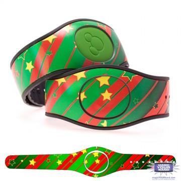 Christmas Wrapping MagicBand 2 Skin
