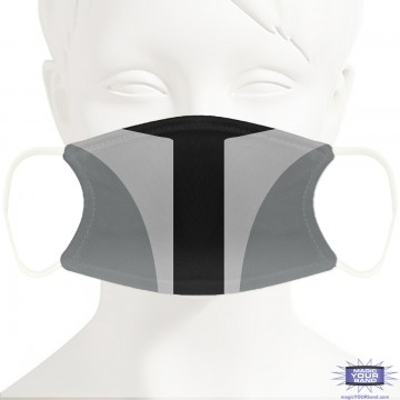 Mandalore Face Mask - Personalizable