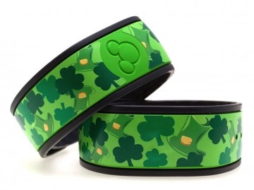 St Patrick's Day MagicBand Skin