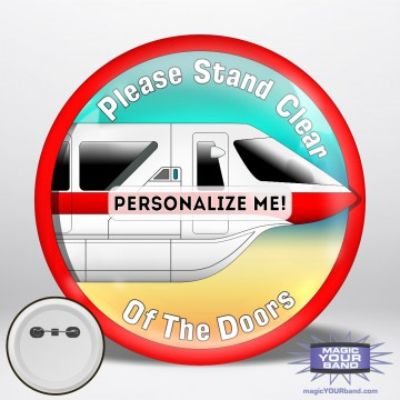 Monorail Red Button