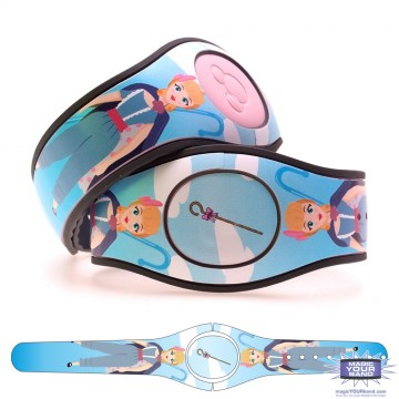 Bo Peep Magic Band Skin