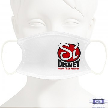 Si Disney Face Mask - Personalizable