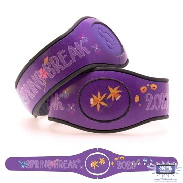 Spring Break MagicBand 2 Skin