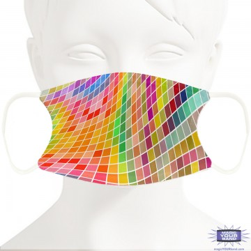 Blockout Face Mask - Personalizable
