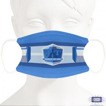 Future Transit Face Mask - Personalizable